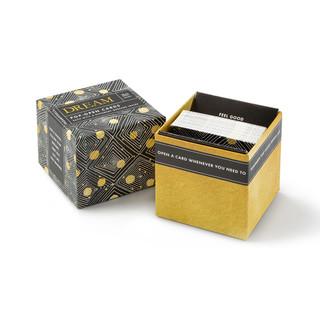 Box of Dream cards.