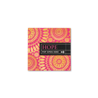 Front of Hope card.