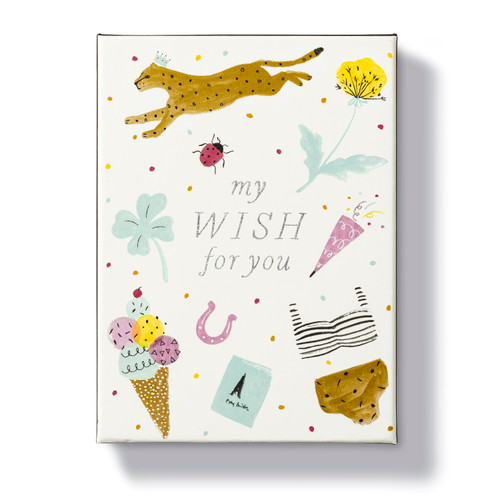 Front of My Wish for You boxed note cards.