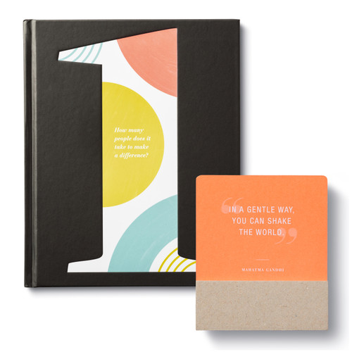 1 Book Gift Set