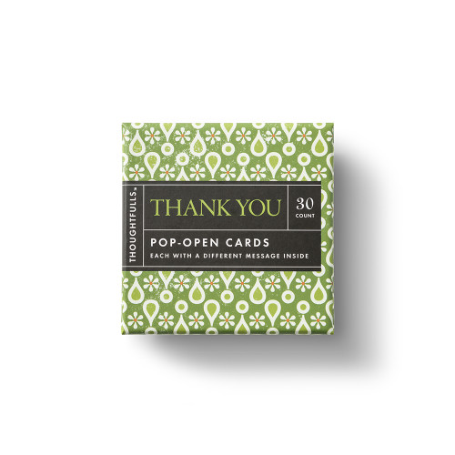 Front of Thank You box.