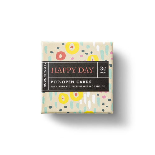 Front of Happy Day box.