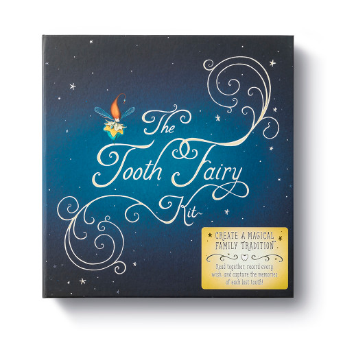 Front cover of The Tooth Fairy Kit.