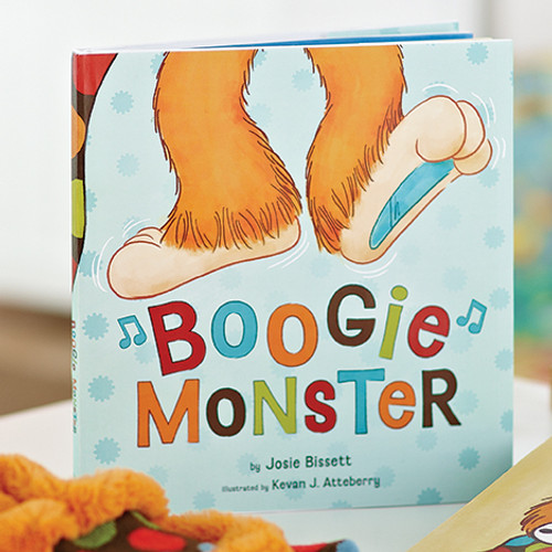 Boogie Monster Book