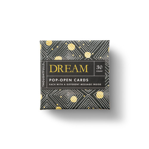 Front of Dream box.