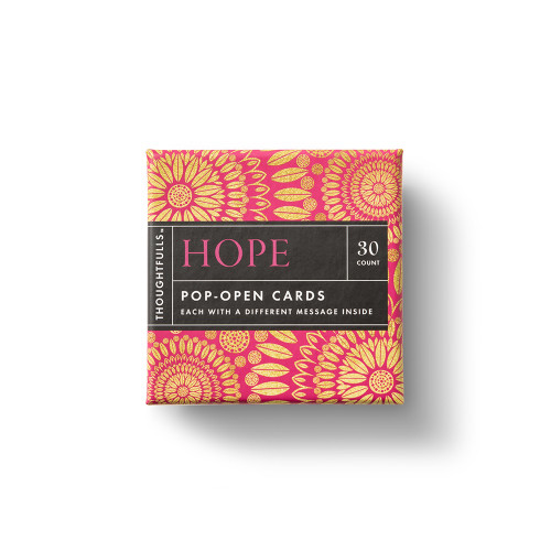 Front of Hope box.