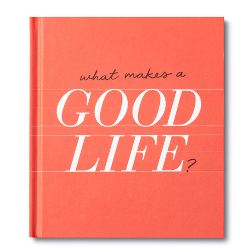 Front of What Makes a Good Life?