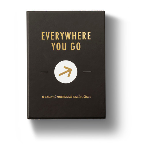 Cover of Everywhere You Go.