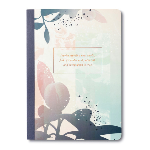 Front of Her Words Journal.
