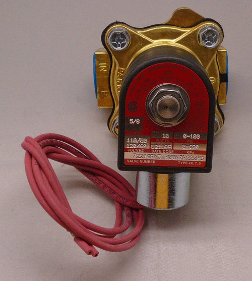09-01057-PKR - VLV NC 120V 3/8 XP 2 W