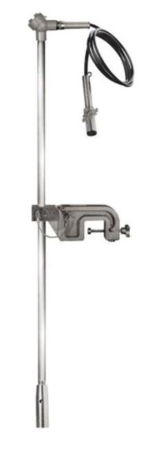 "Portable Cane Sensor, SP-PYH(SS)/4P, 36"", 4 Pin Plug, 20' Straight Cable"