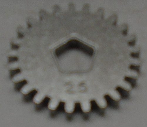 0070827-005-GEAR SPUR 25T 22DP