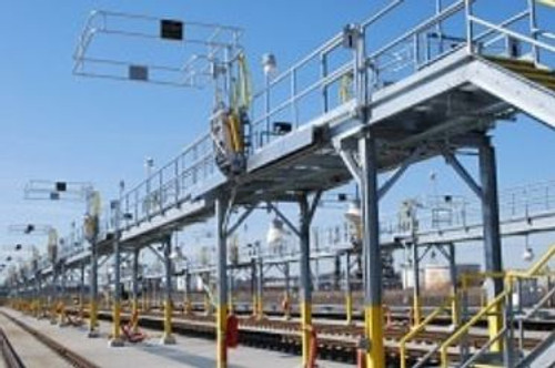 Loading Platforms and Safety Access