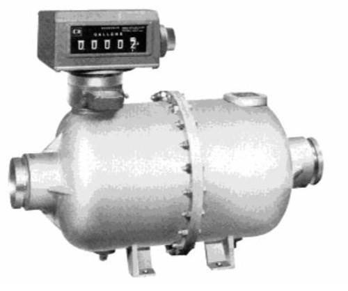 All Aluminum B80-AL Birotor Meter