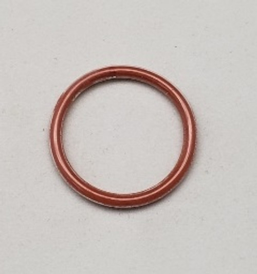O-Ring, Encapsulated Silicone, Cap
