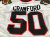 Corey Crawford Autographed Jersey