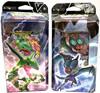 Pokemon Rayquaza vs. Noivern V Battle Deck Bundle (set of 2)