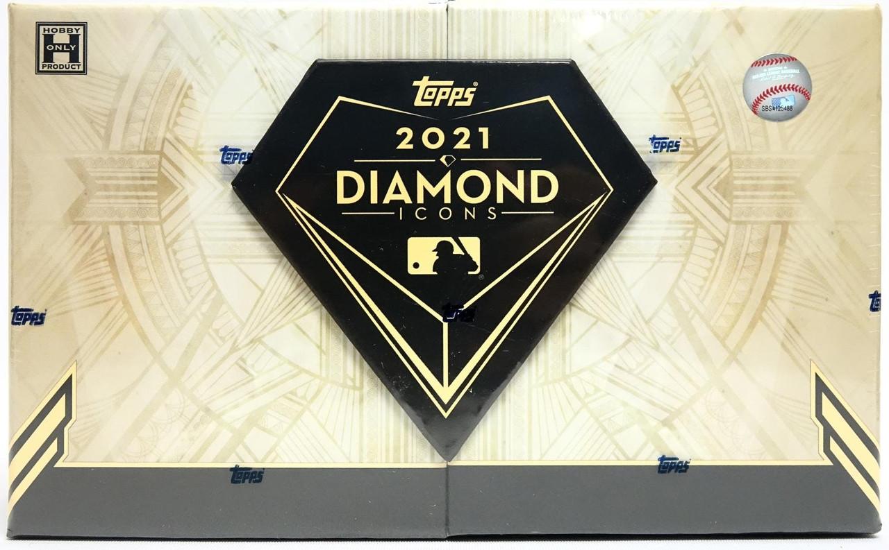 2021 Topps Diamond Icons Baseball Hobby Box