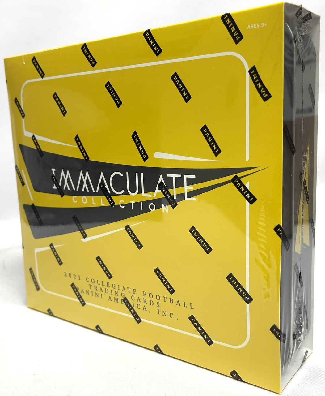 2021 Panini Immaculate Collection Collegiate Football Hobby Box