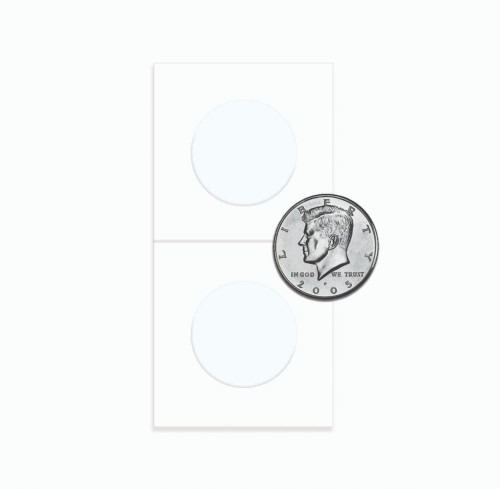 BCW Paper Flips Small Dollar 100 Pack
