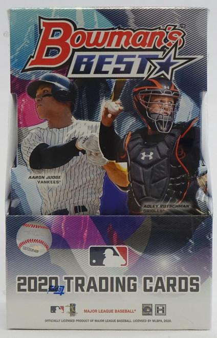 2020 Bowman's Best Baseball Hobby Box