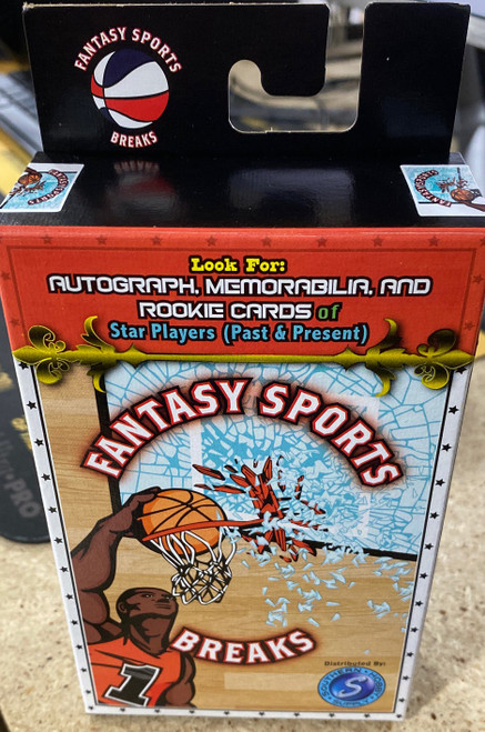 Fantasy Sports Breaks Basketball Kids