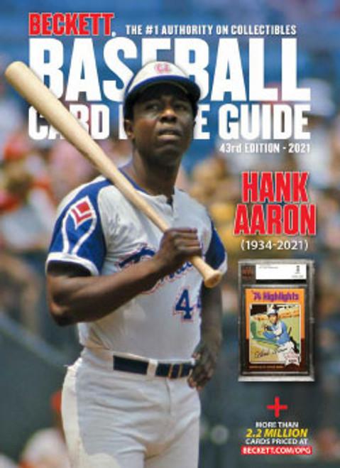 Beckett Annual - 2021 Baseball 43rd Edition