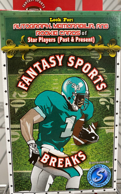 "Fantasy Sports Breaks FOOTBALL Edition ""Kids"""