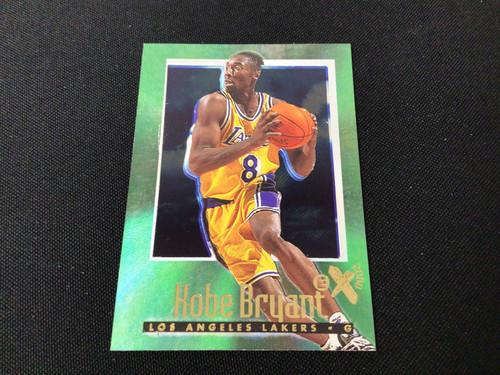 1996 Skybox EX 2000 KOBE BRYANT Rookie