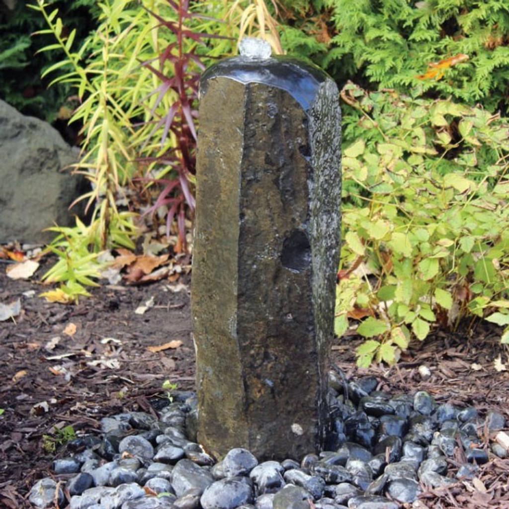 Basalt Columns - Polished Tops