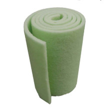 "1"" Dense Lime Green Bulk Filter Mat"