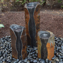 Basalt Columns - Polished Middle