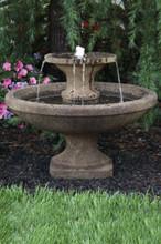 """Two Tier Bella Fountain - 23"""""""