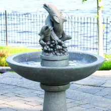 "46"" Dolphin Fountain (3525)"