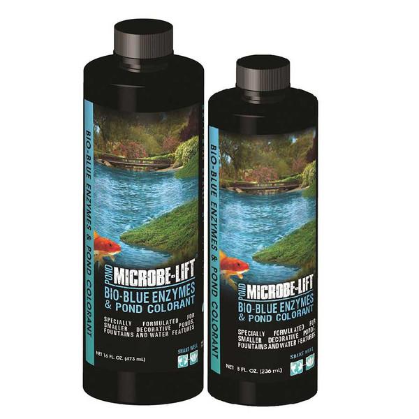 Bio-Blue Enzyme & Pond Colorant