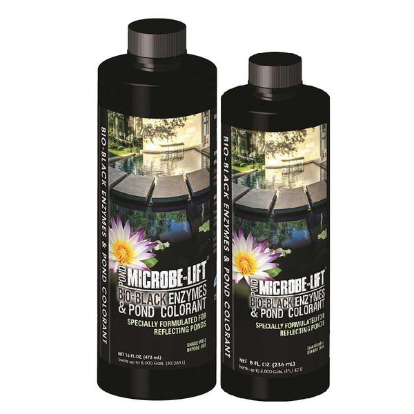 Bio-Black Enzyme & Pond Colorant