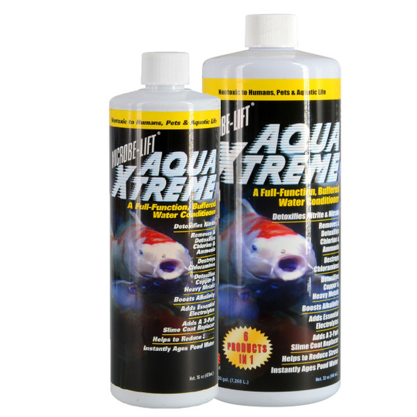 Aqua Xtreme | A Full-Function, Buffered Pond Water Conditioner