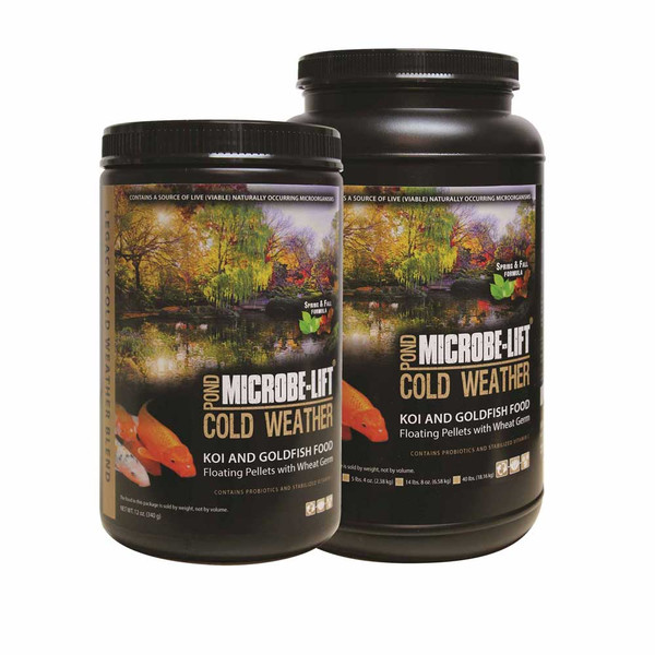 Cold Weather (Wheat Germ) Fish Food