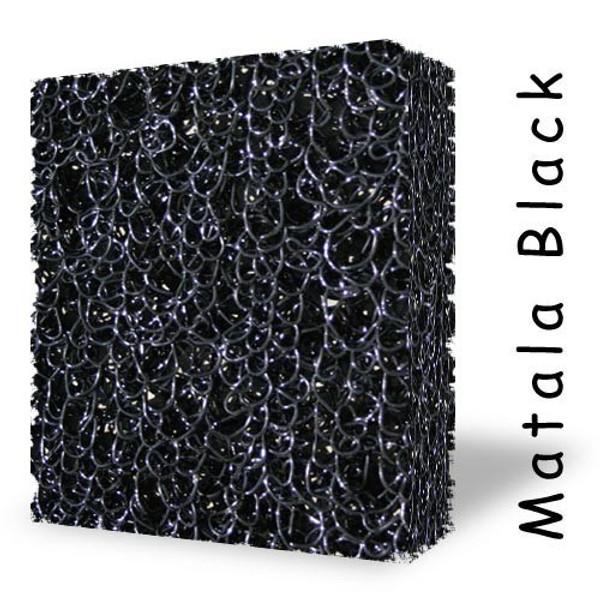 Matala Filter Mat - Black Super Coarse