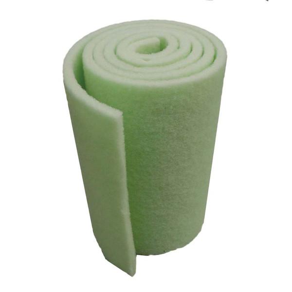 "Bulk Filter Mat - 1"" Dense Lime Green"