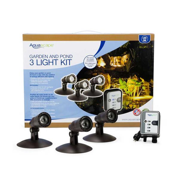 LED Pond Spotlight Kit