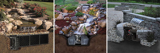 A Guide On How To Build A Pondless Waterfall The Right Way The First Time Hoffman S Water X Scapes