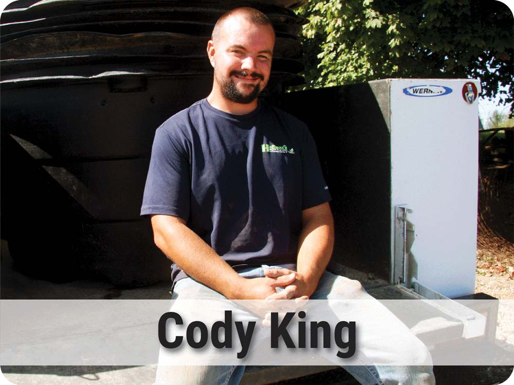 Cody King