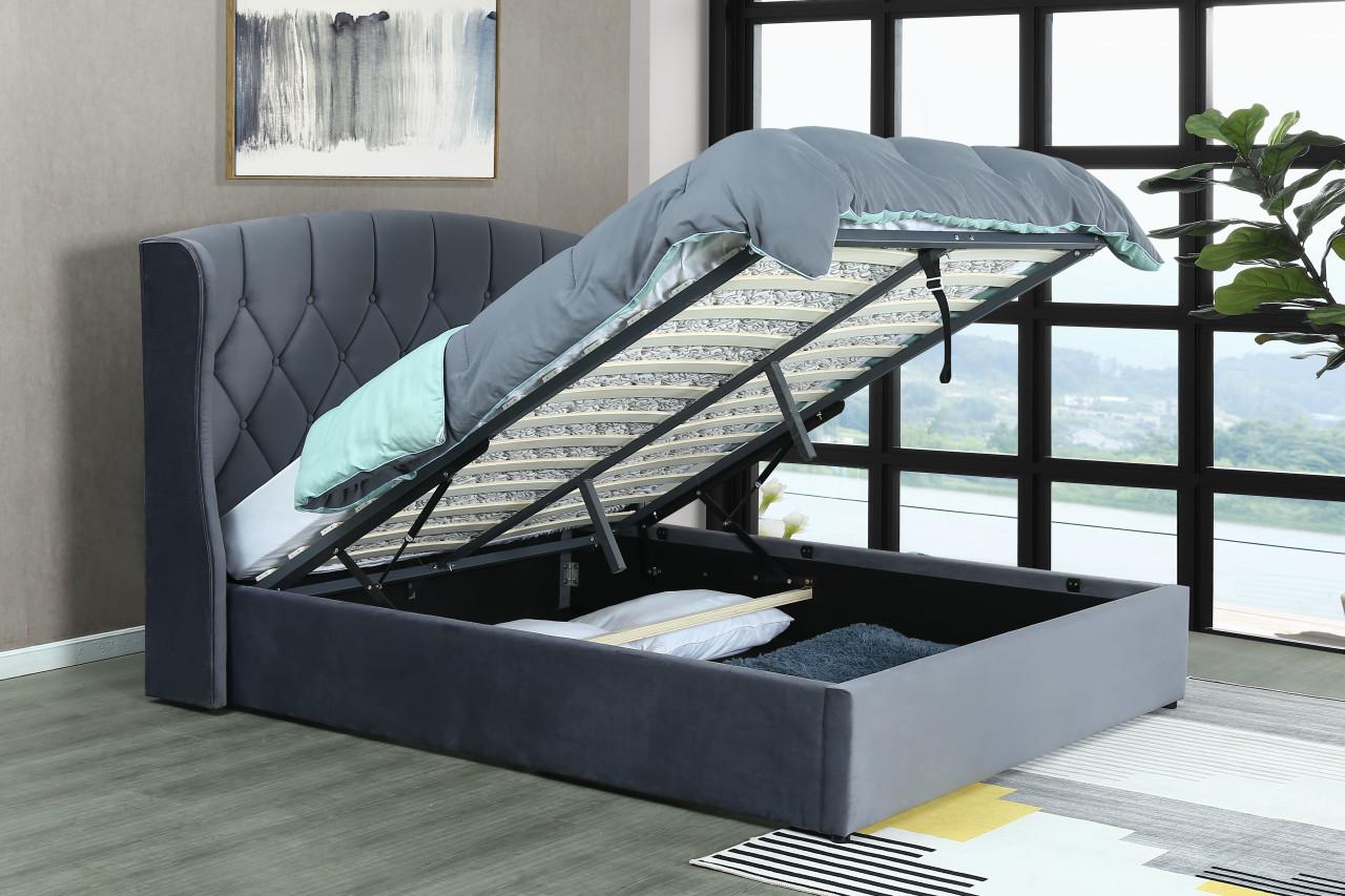 Tesoro Kingsive Ottaman LED BED
