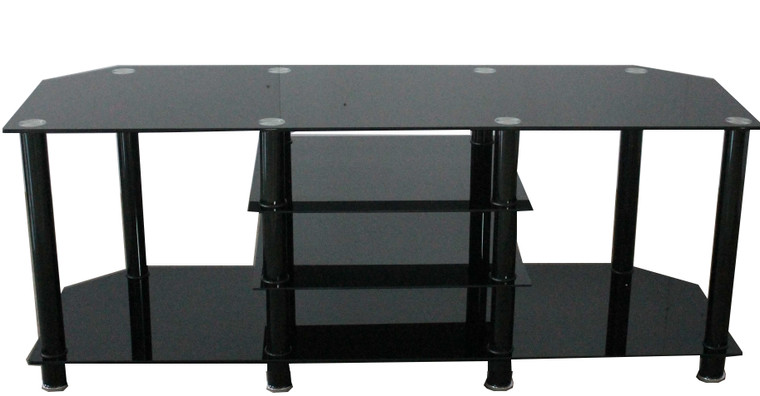 Tesoro Large Black Glass TV
