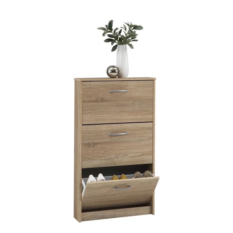 Tesoro Oak Tree Shoe Cabinet