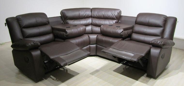 Montgomery Recliner Corner sofa Set 3 + 2