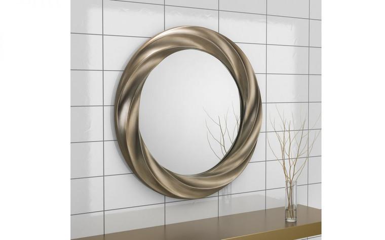 Andante Round Mirror