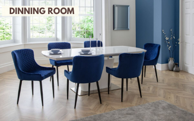 Affordable modern Dinning Sets by Tesoro Direct