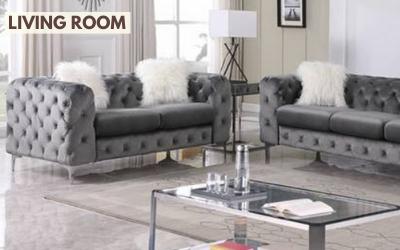 Living Furniture By Tesoro Direct